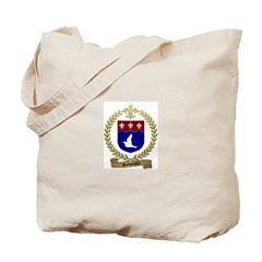 ROBITAILLE Family Crest Tote Bag