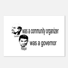 Lenin Community Organizer Postcards (Package of 8)