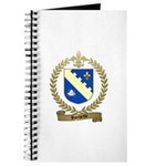 ROCHETTE Family Crest Journal