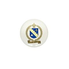 ROCHETTE Family Crest Mini Button (10 pack)