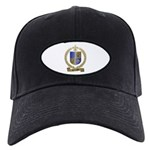 RODRIGUE Family Crest Black Cap