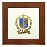 RODRIGUE Family Crest Framed Tile