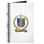 RODRIGUE Family Crest Journal