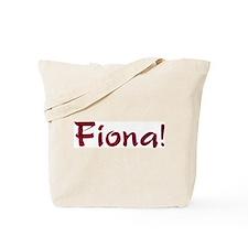 Fiona! Design #285 Tote Bag