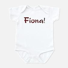 Fiona! Design #285 Infant Bodysuit