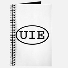 UIE Oval Journal