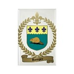 ROMPRE Family Crest Rectangle Magnet (100 pack)