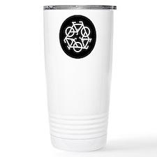 ReBicycle Ceramic Travel Mug