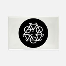 Rebicycle Rectangle Magnet