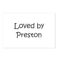 Unique Preston Postcards (Package of 8)