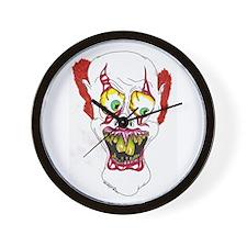Clown Fun Wall Clock