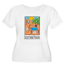 """Environ""""mental"""" Protection T-Shirt"""