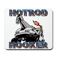 Hot Rod Hooker Mousepad