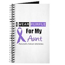 I Wear Purple Journal
