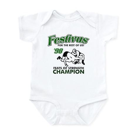 Castanza FESTIVUS™ Seinfeld Infant Bodysuit