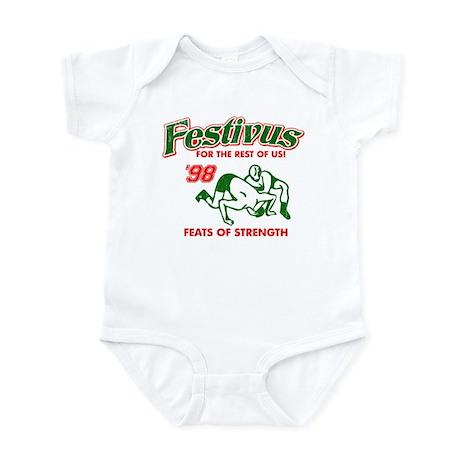Seinfeld FESTIVUS™ Humor Infant Bodysuit