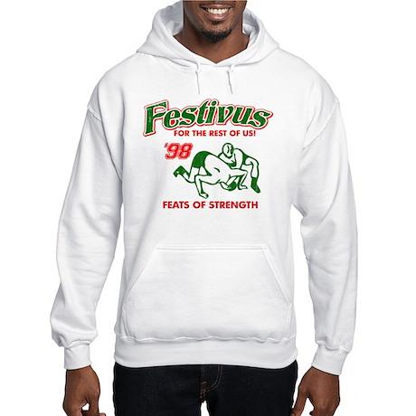 Seinfeld Festivus Humor Hooded Sweatshirt