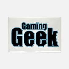 Gaming Geek Rectangle Magnet