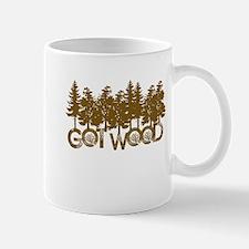 Shaun Dead Got Wood Mug