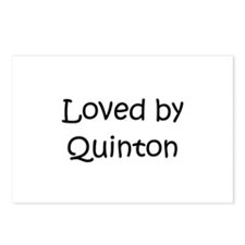 Cute Quinton Postcards (Package of 8)