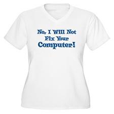 Funny Computer Saying T-Shirt