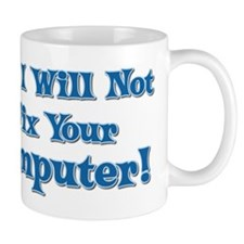 Funny Computer Saying Mug