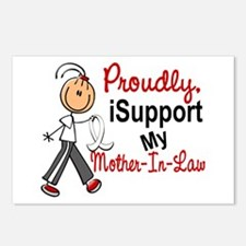 I Support My Mother-In-Law 1 (SFT LC) Postcards (P