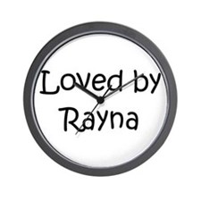 Cute Rayna Wall Clock