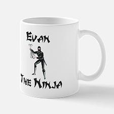 Evan - The Ninja Mug