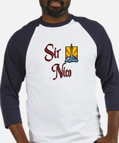 Sir Nico Baseball Jersey