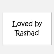 Cool Rashad Postcards (Package of 8)