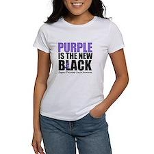 Purple is The New Black Tee