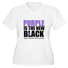 Purple is The New Black T-Shirt
