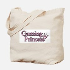 Gaming Princess Tote Bag