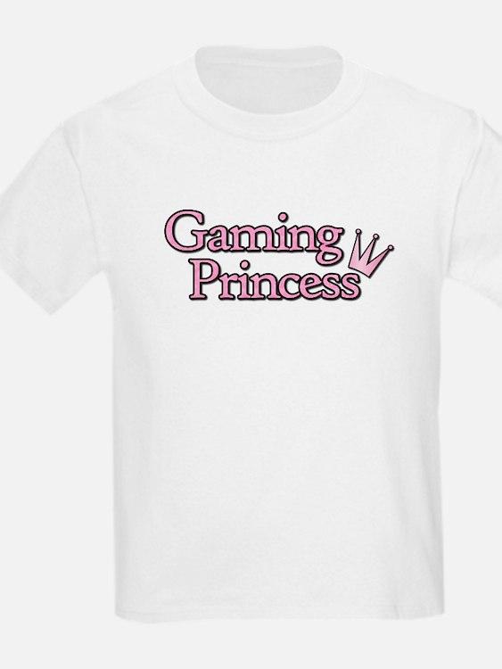 Gaming Princess T-Shirt