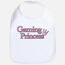 Gaming Princess Bib