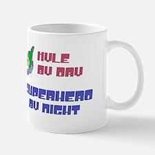 Kyle - Super Hero by Night Mug