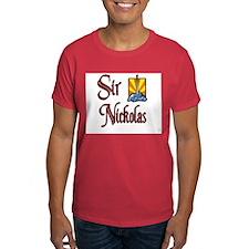 Sir Nickolas T-Shirt