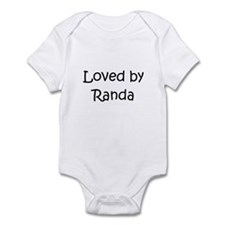 Loved by a Infant Bodysuit