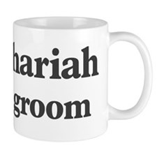 Zechariah the groom Mug