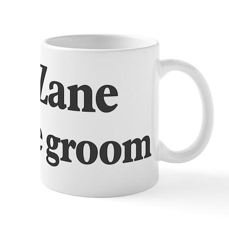 Zane the groom Mug