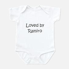 Cute Ramiro Infant Bodysuit