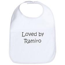 Cute Ramiro Bib