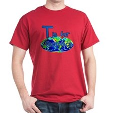 T Is For Tectonics T-Shirt