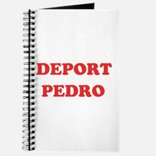 DEPORT PEDRO Journal