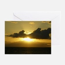 Maui Sunset Greeting Cards (Pk of 20)
