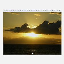 Hawai'ian Memories Wall Calendar