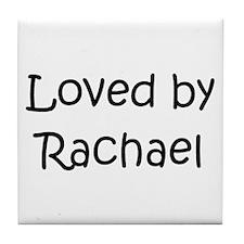Unique Rachael Tile Coaster