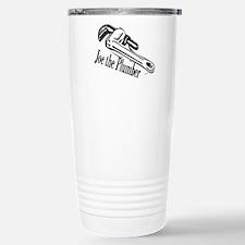 Joe the Plumber Travel Mug