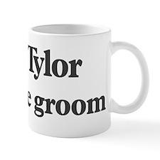 Tylor the groom Small Small Mug